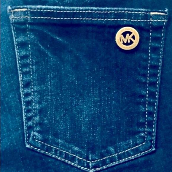 Michael Kors Boot Cut Jeans Size 4 Mint